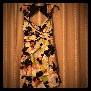 Jessica Simpson size 10 multi-colored dress